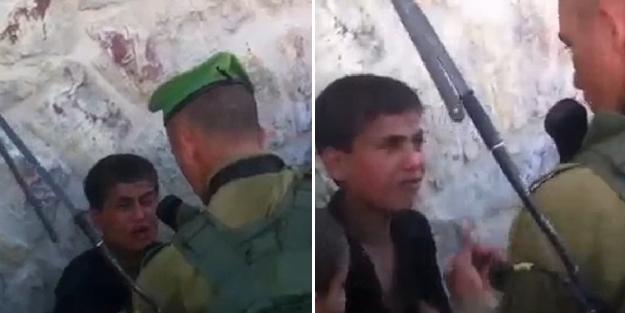 İşte İsrail terörünün yeni görüntüleri