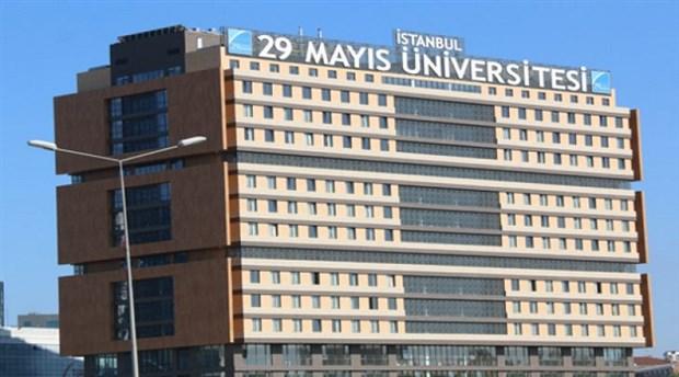 İstanbul 29 Mayıs Üniversitesi Araştırma Görevlisi alacağını açıkladı