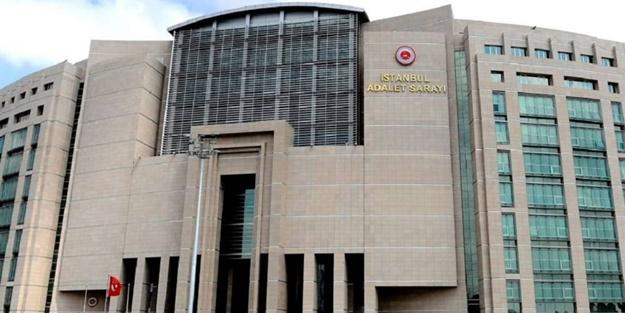 İstanbul Adalet Sarayı karantinaya alındı!