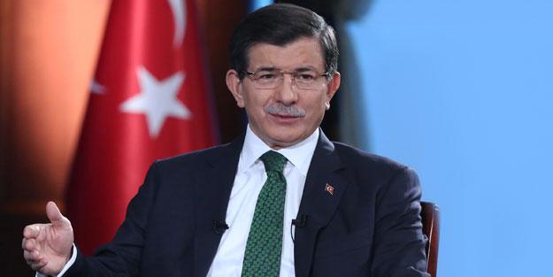 'İstanbul adayı' iddialarına Davutoğlu'ndan cevap