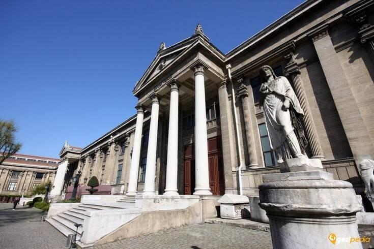 İstanbul Arkeoloji Müzesi 130 yaşında