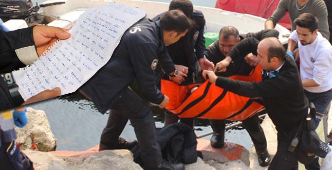 İstanbul Avcılar'da can pazarı: Mektup bırakarak denize atladı