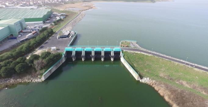 İstanbul barajları bu yılın en yüksek doluluk seviyesinde
