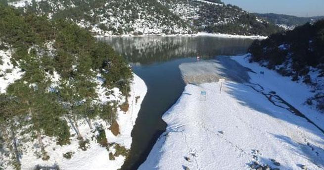 İstanbul barajlarında doluluk oranı ne kadar?