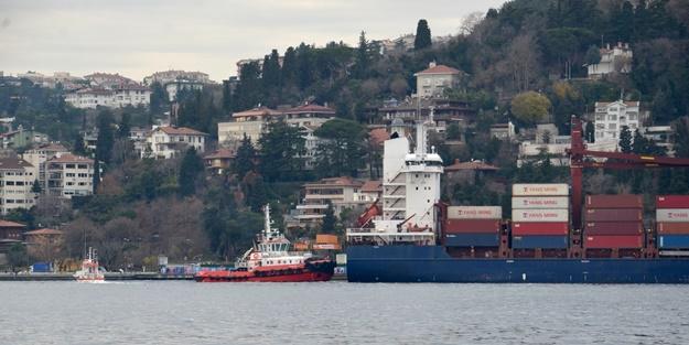 İstanbul Boğazı'nda tarihe geçen gemi kazaları