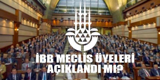 İstanbul büyükşehir belediye meclis üyeleri 2019 | AK Parti CHP MHP İYİ Parti HDP İBB meclis üyeleri