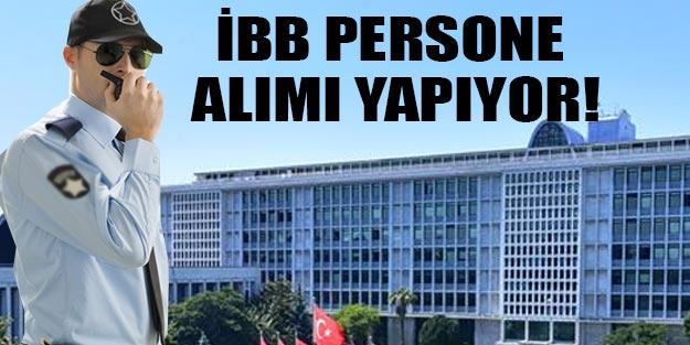 İstanbul Büyükşehir iş ilanları İBB kariyer İstanbul personel alımı ilanı