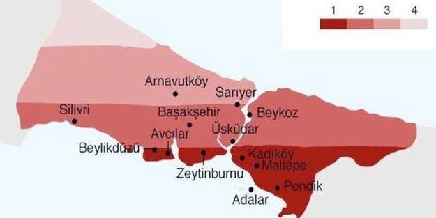 İstanbul deprem haberi son dakika