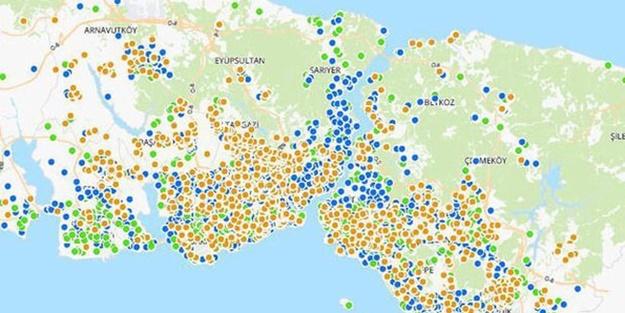 İstanbul deprem toplanma alanları nerede? En yakın deprem toplanma alanları