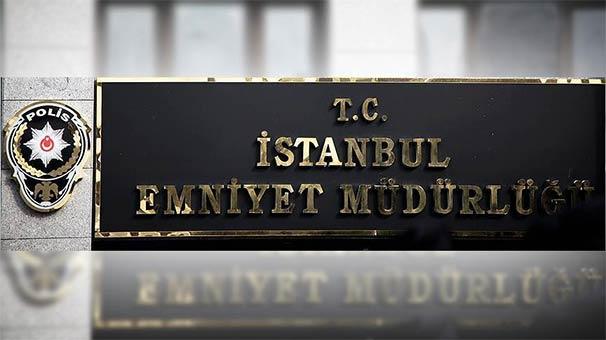 İstanbul Emniyetinde görev değişimi yapıldı