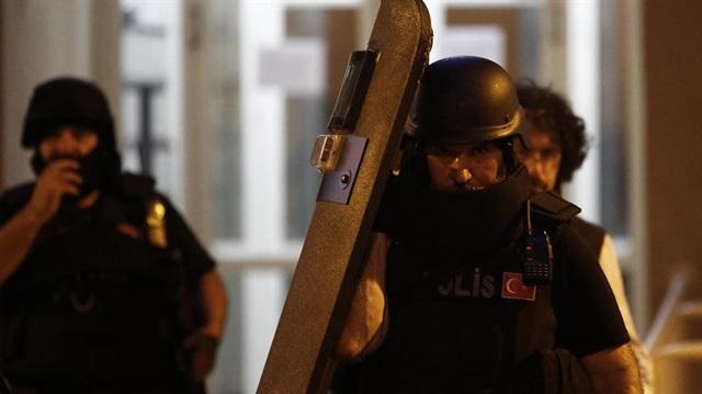 İstanbul Emniyeti'nden terör operasyonu