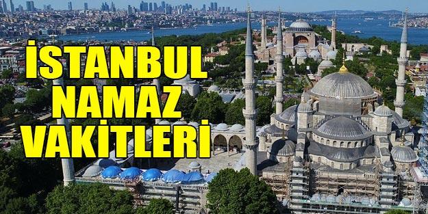 Istanbul Ezan Saatleri Istanbul Sabah Oglen Ikindi Aksam
