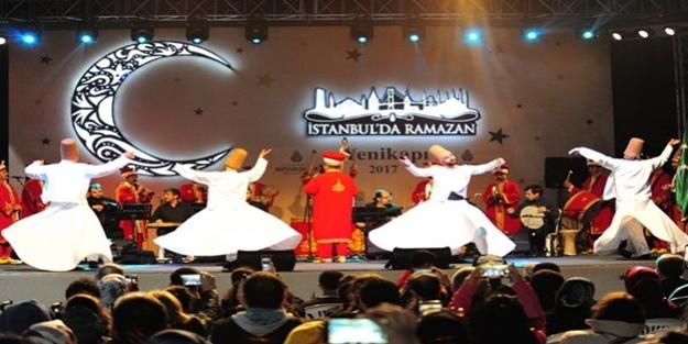 İstanbul farklı semtlerinde Ramazan, çeşitli etkinliklerle kutlanıyor