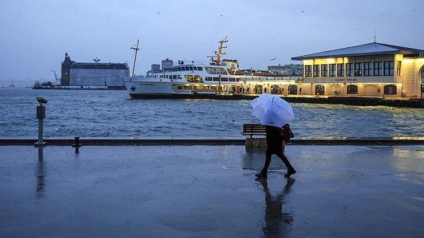 İstanbul hava durumu güncel   İstanbul'da kar ne zaman yağacak?