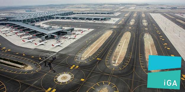 İstanbul Havalimanı'nda beklentiler birinci yılda aşıldı