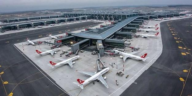 İstanbul Havalimanı'nın bugüne kadar ağırladığı yolcu sayısı belli oldu