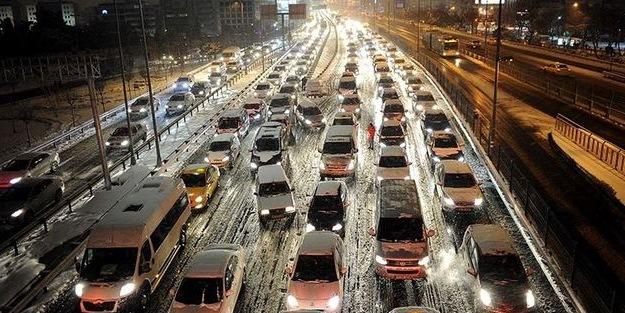 İstanbul için 209 bin ton tuz hazır