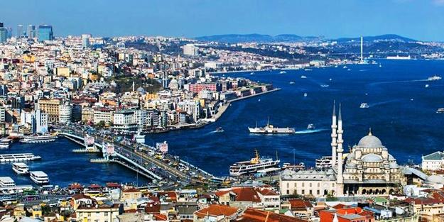İstanbul için 'turuncu uyarı' yayınlandı