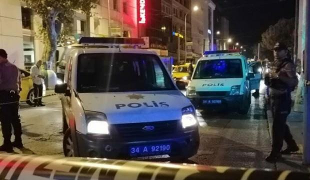 İstanbul Kadıköy'de silahlar konuştu! Kurşun yağdırdılar...