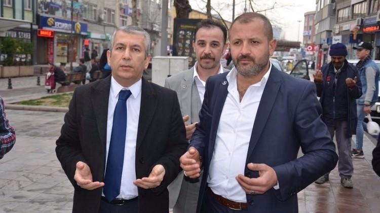 İstanbul Kağıthane'de Muhsin Yazıcıoğlu mevlidi!