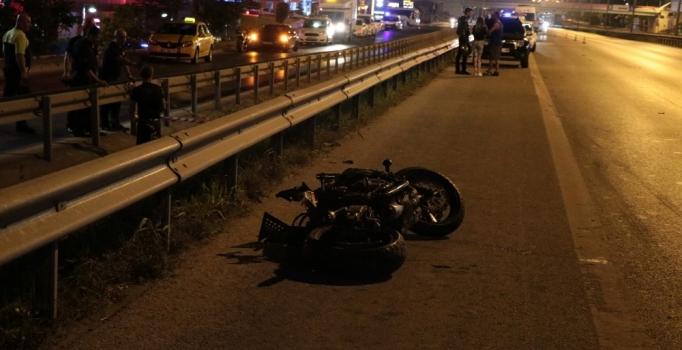 İstanbul Kartal'da trafik kazası: 1 ölü, 1 yaralı