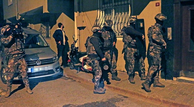 İstanbul merkezli terör operasyonu: 20 kişi gözaltına alındı