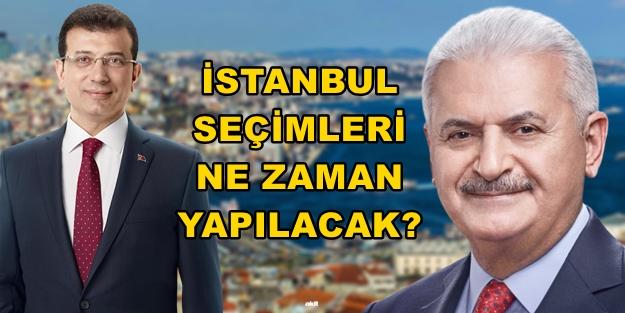 İstanbul seçimleri ne zaman yapılacak? | İstanbul seçim tekrarı tarihi