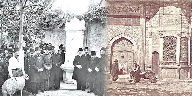 İstanbul 'Sırmakeş'inin namı Avrupa Sarayları'na yayılmıştı