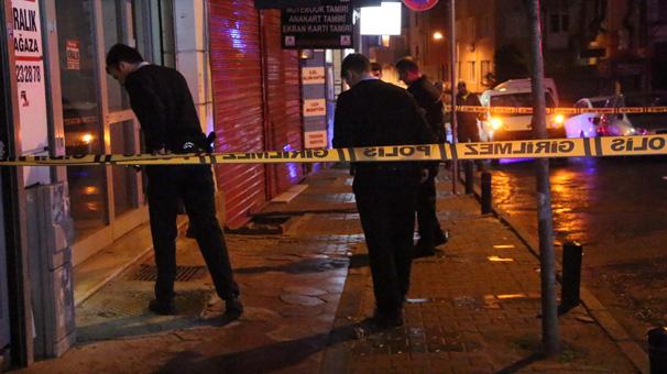 İstanbul Şişli'de silahlı saldırı!