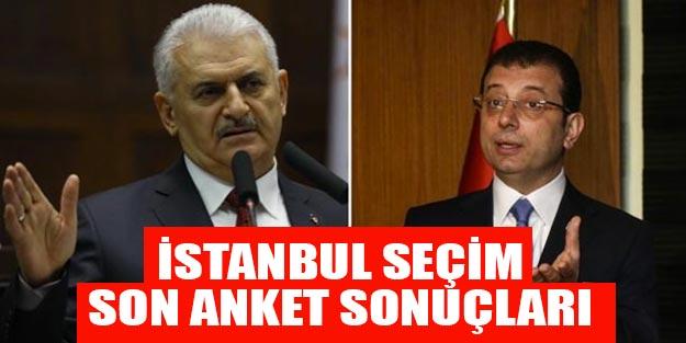 İstanbul son seçim anketi kararsızlar oyu kime veriyor?