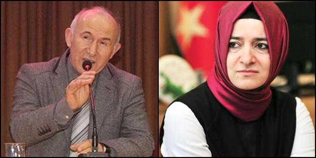İstanbul Sözleşmesi'ne sahip çıkan eski Aile Bakanı'na olay gönderme: Erdoğan'ı da mı manidar buldunuz?