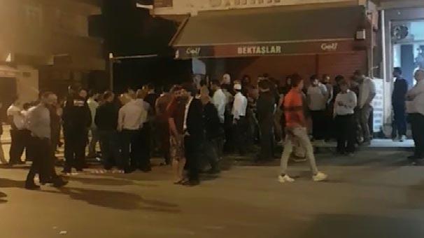 İstanbul Sultanbeyli'de silahlı saldırı: 1 ölü!