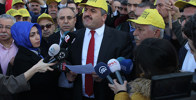 İstanbul Taksiciler Esnaf Odası Başkanı Aksu bu kez ılımlı mesaj verdi