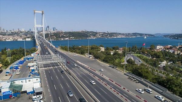 İstanbul trafiğe kapalı yollar? Trafiğe kapalı yollar 4 Nisan