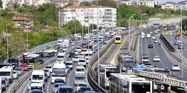"""İstanbul yeni normalle """"normalleşiyor"""""""