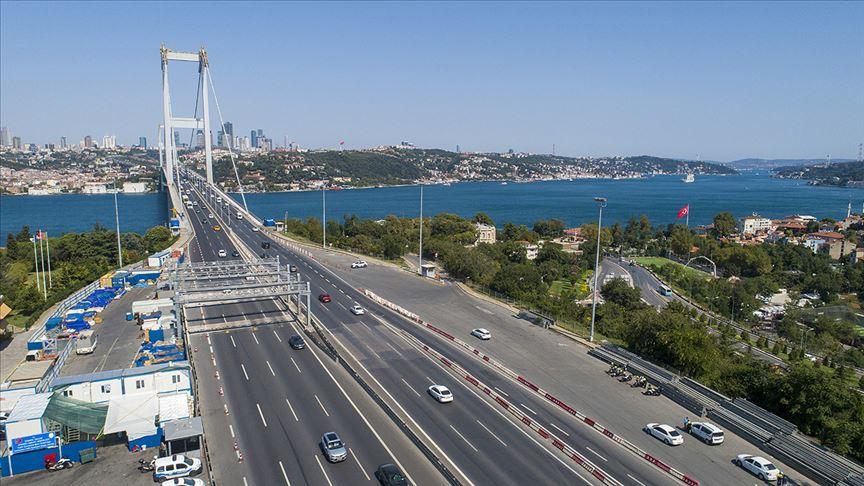 İstanbul trafiğine 'Tarihi Yarımada Koşusu' düzenlemesi yapılacak
