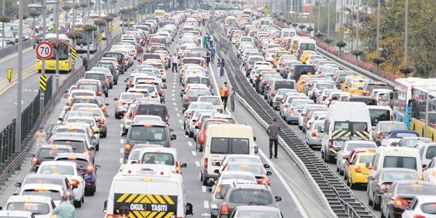 İstanbul trafik sıkışıklığında liderliği o ülkeye bıraktı