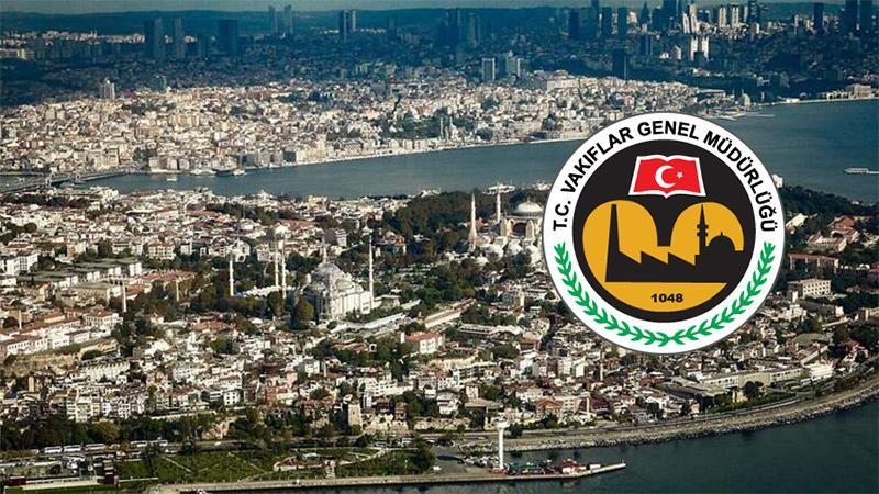 İstanbul Vakıflar 1. Bölge Müdürlüğü daire ve dükkanlarına kiracı arıyor