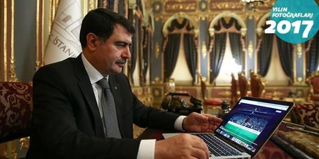 İstanbul Valisi Vasip Şahin seçimini yaptı