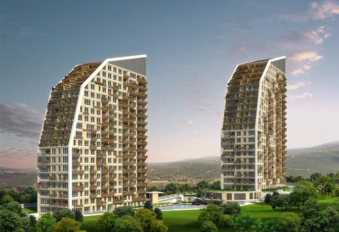 İstanbul ve Adana'da teslime hazır projeler