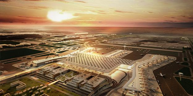 İstanbul Yeni Havalimanı'nın taşıma ihalesi için yeniden tarih verildi! İşte tüm detaylar