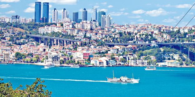 İstanbul'a dev meydan