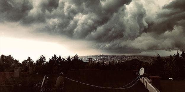 İstanbul'a düşen yağış miktarı belli oldu