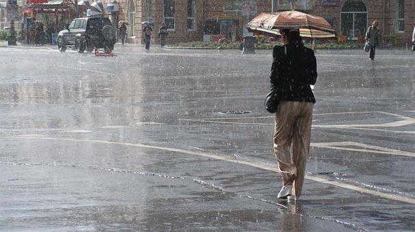İstanbul'a yağmur için saat verildi