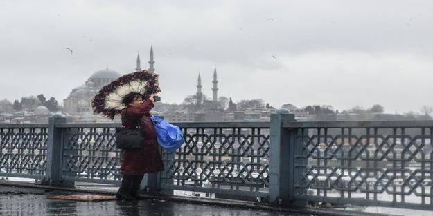İstanbul'a yağmur yağacak mı? İstanbul hafta sonu hava durumu