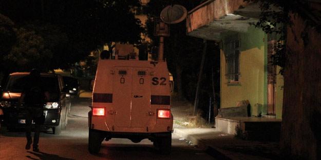 İstanbul'da 164 kişi gözaltında
