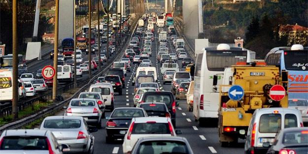 İstanbullular bu haberi okumadan trafiğe çıkmayın