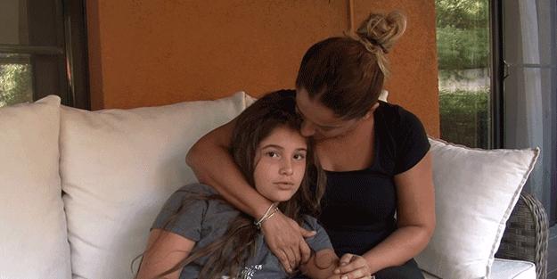 İstanbul'da akıl almaz olay! 3 kadın, kendilerini uyaran minik kızı darp etti