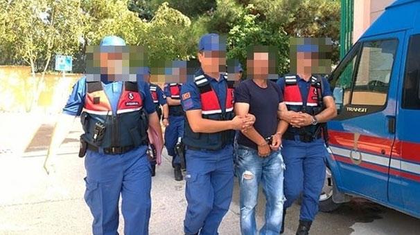 İstanbul'da aranan FETÖ şüphelisi Kocaeli'de enselendi