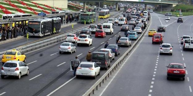 İstanbul'da bazı yollar yarın kapalı olacak
